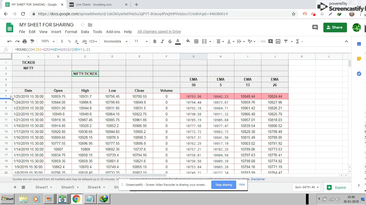 how to calculate sma   Search for a good cause