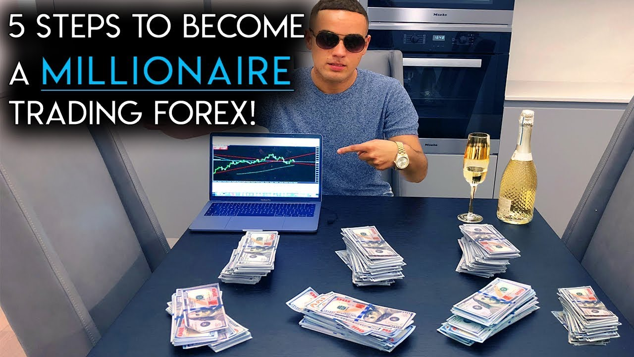 Can You Become A Millionaire By Trading Forex? | Trading Education